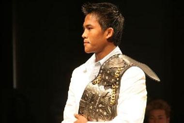 Buakaw belt