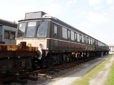 DMU Class 115 M51886, M59761, M51899    29/06/09