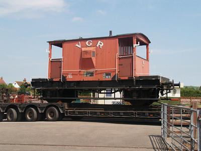 Buckinghamshire Railway Centre Stocklist
