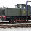 Hunslet Engine Co 0-4-0DM WD849 (2067) Bucks Railway Centre 14/08/11.