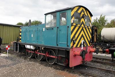 0-6-0DM Class 04 D2298     14/08/11