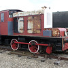 F.C.Hibberd & Co 0-4-0DM 3271 'Walrus' Bucks Railway Centre 1/08/11.