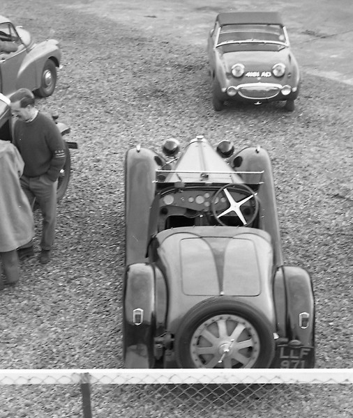 Silverstone 1963 Pomeroy Trials?