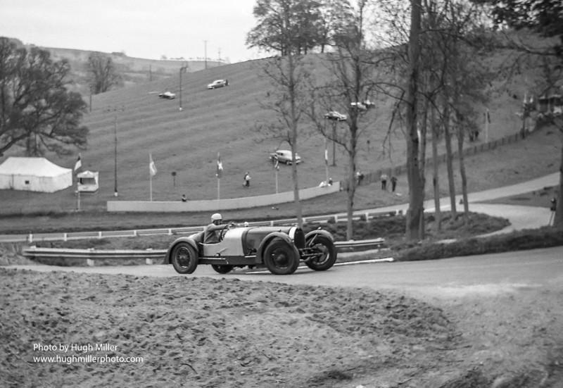 Bugatti, Prescott Hillclimb, 1963