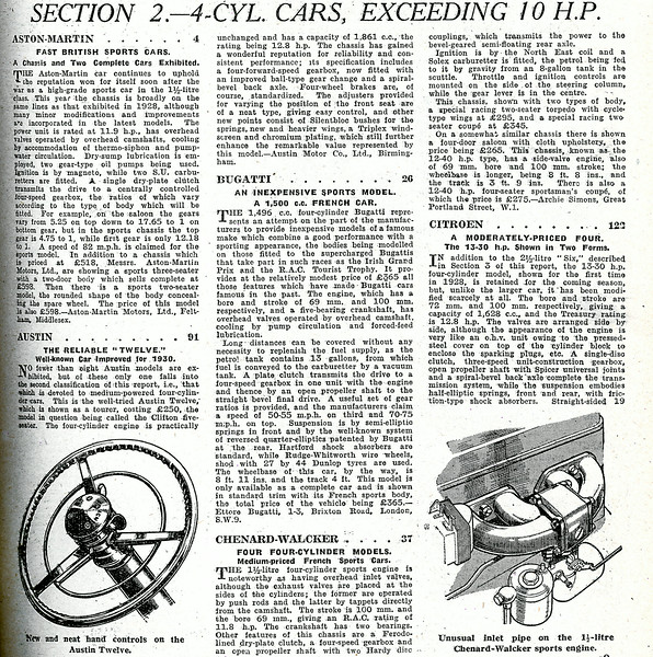 The Motor October 1929