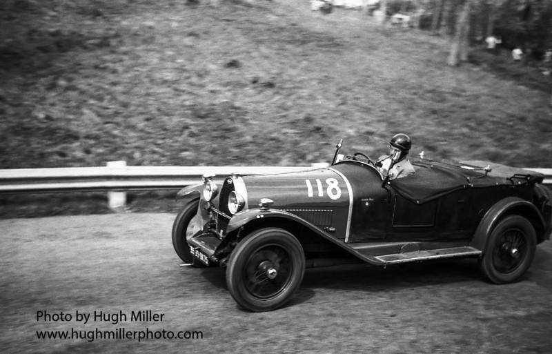 Bugatti, Prescott Hillclimb, 1964