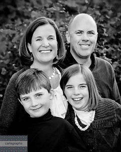 Family Close bw (1 of 1)