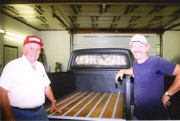 Building Boyd's 1970 Ford Stepside