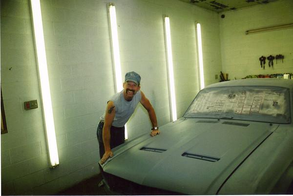 Building Freddie Cochran's Mustang