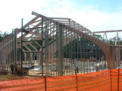 New Building Early Stages