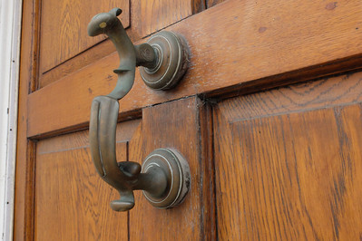 Ludlow door knocker