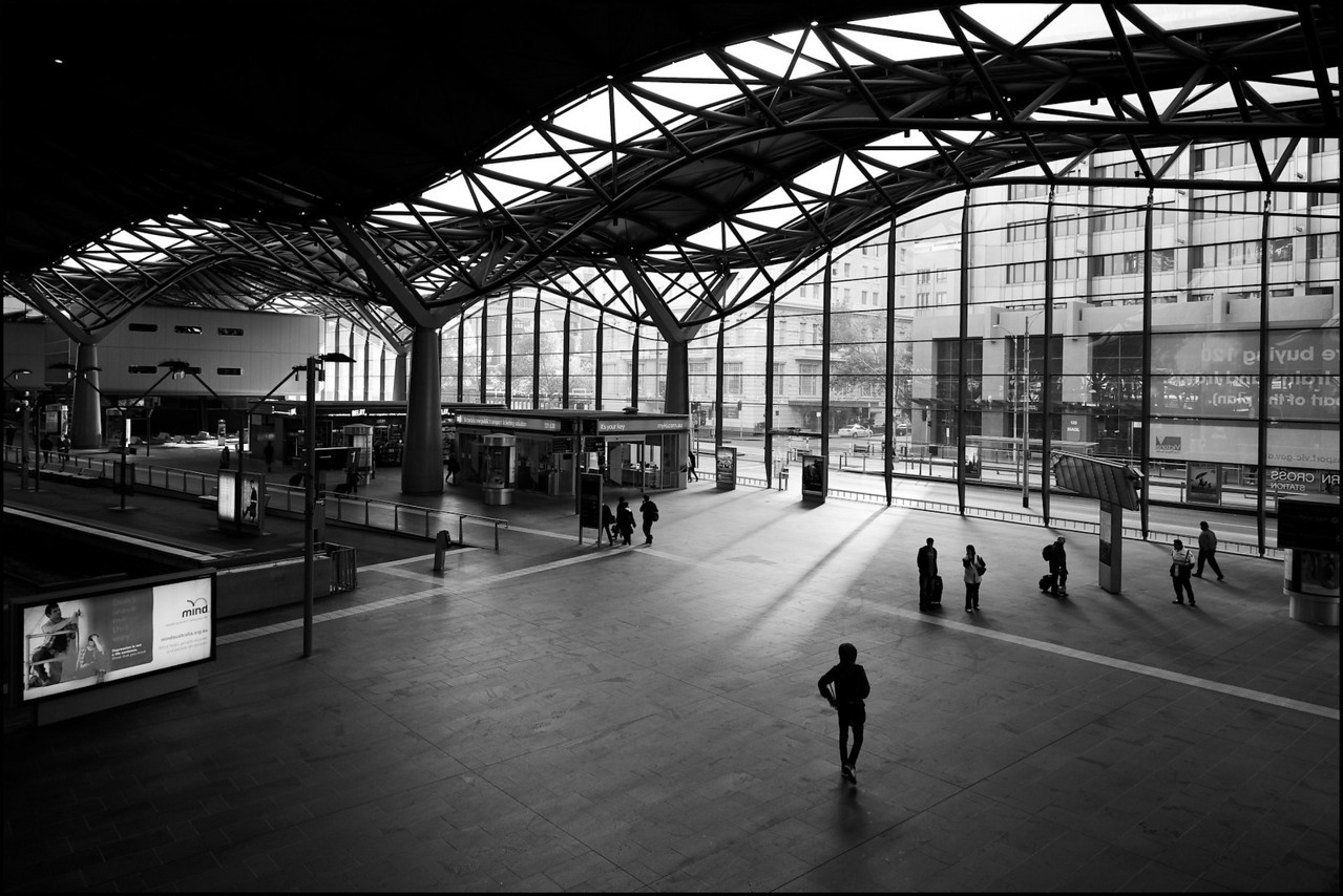 Spenser St (Southern Cross) Station, Melbourne