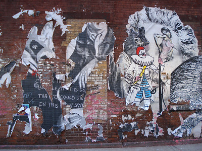 Graffiti - Lower West Side