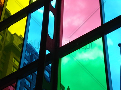 Bright Building III - Montreal
