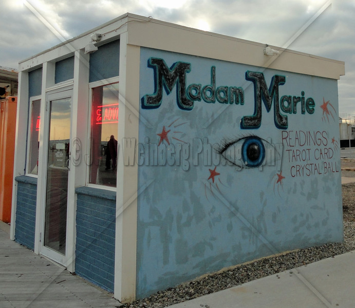 Madam Marie, Asbury Park, NJ