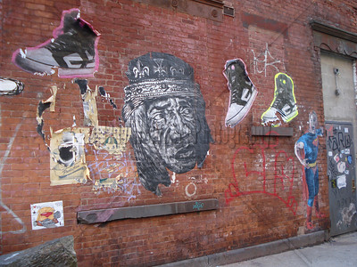 Graffiti on 13th #2