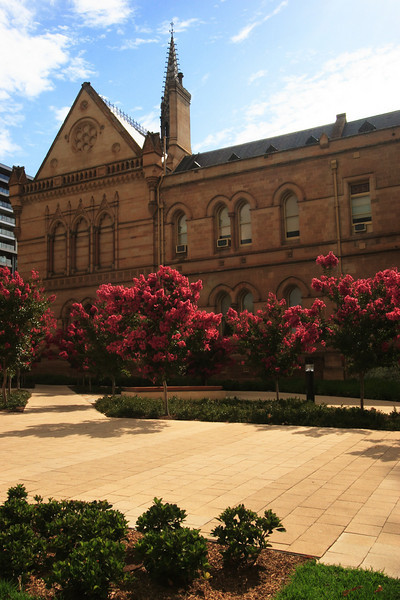 The Mitchell Building at The University of Adelaide