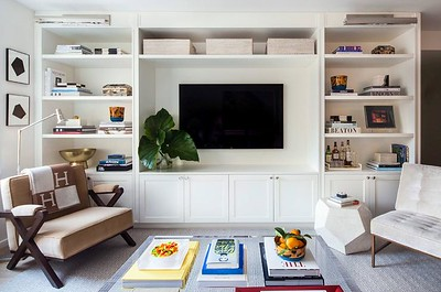 living-room-built-in-media-center-picture-lights-reading-corner