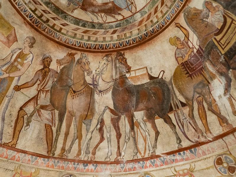 Kazanluk Tomb (4C BC)