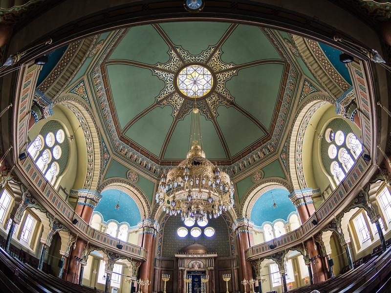 Sofia Synagogue (1909)