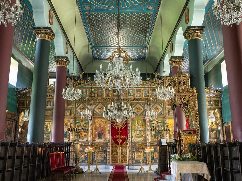 Church of Sveta Atanasii (17C Rebuilt 1838)