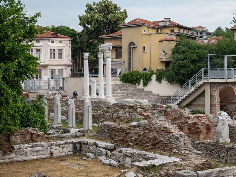 Roman Forum, Plovdiv