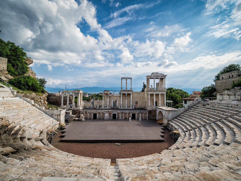 Roman Theatre (2nd C)