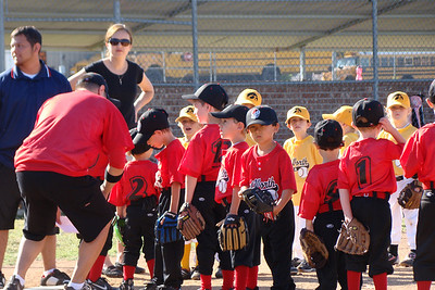 Bulldog T-Ball
