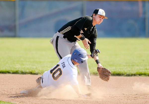 Shenandoah hosted Lapel on Wednesday.