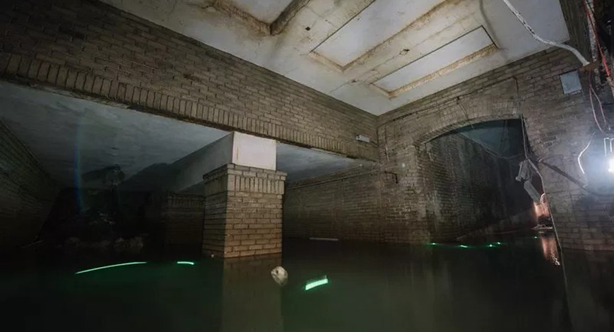 The Hidden Tunnels Of Union Terminal