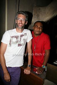 Stretch Armstrong, DJ Rasheed