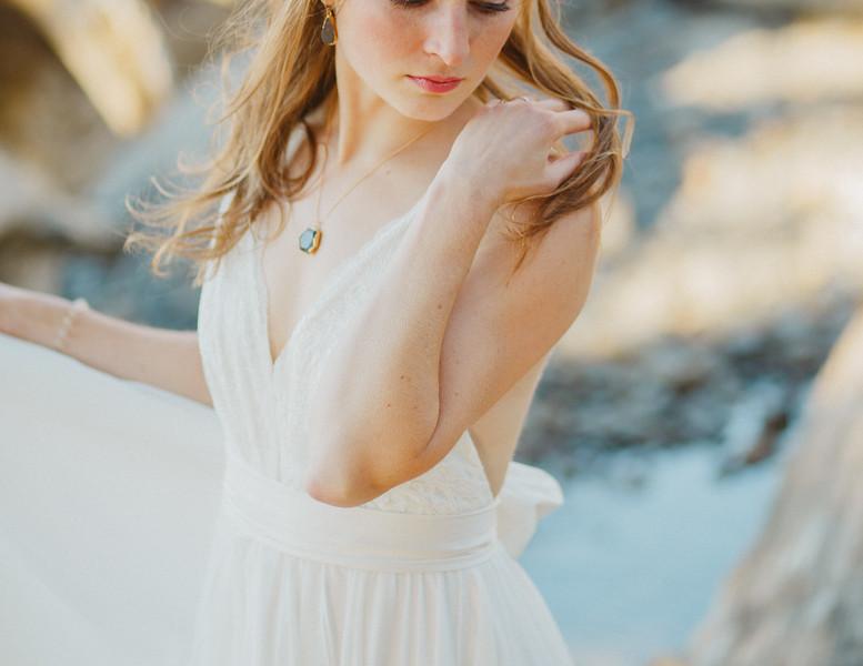 Bridal Styled Shoot | Oregon Coast