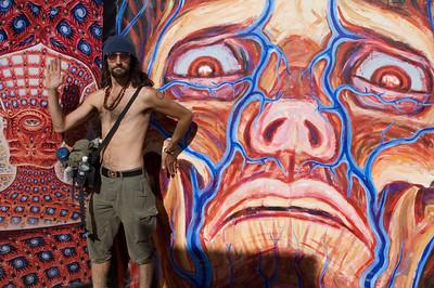Burning Man 2006 - art