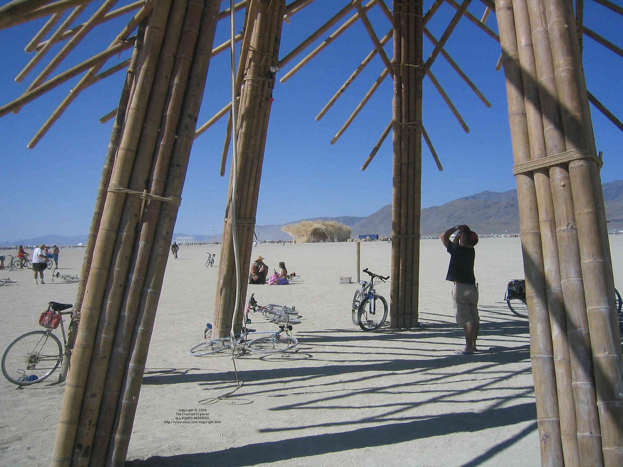 "The Starry Bamboo Mandala, by Gerard Minakawa.<br /> <br /> <a href=""http://www.minakawa.com/bamboo.html"">http://www.minakawa.com/bamboo.html</a>"