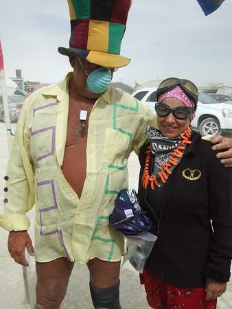 Burning Man 2007 Fashion Show
