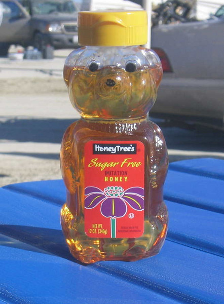 Sugar-free honey?