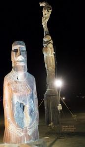 Chainsaw sculptures