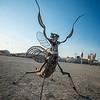 Metal Mantis