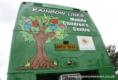 Rainbow Links Bus