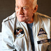 Buzz Aldrin 09-JAN-2013 @ Empire Hotel, New York, USA © Thomas Zeidler