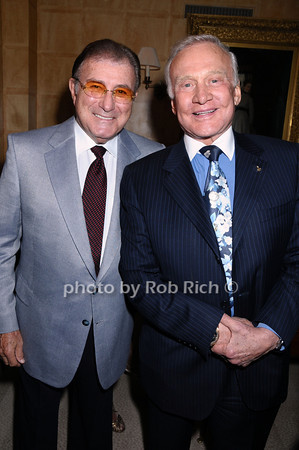 Larry Herbert, Buzz Aldrin<br /> photo by Rob Rich © 2009 robwayne1@aol.com 516-676-3939