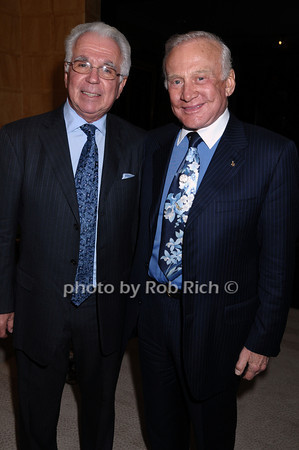 Steve Kornblatt, Buzz Aldrin<br /> photo by Rob Rich © 2009 robwayne1@aol.com 516-676-3939