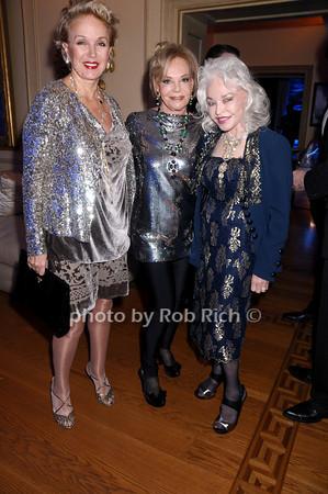 Della Rounick, Vivian Serota, Lois Aldrin<br /> photo by Rob Rich © 2009 robwayne1@aol.com 516-676-3939