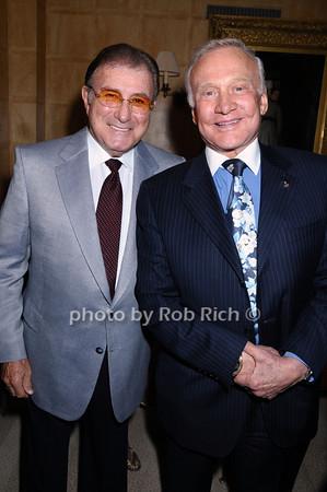 Larry Herbert, Buzz Aldrin<br /> photo by Rob Rich © 2009 robwayne1@aol.com 516-676-3939