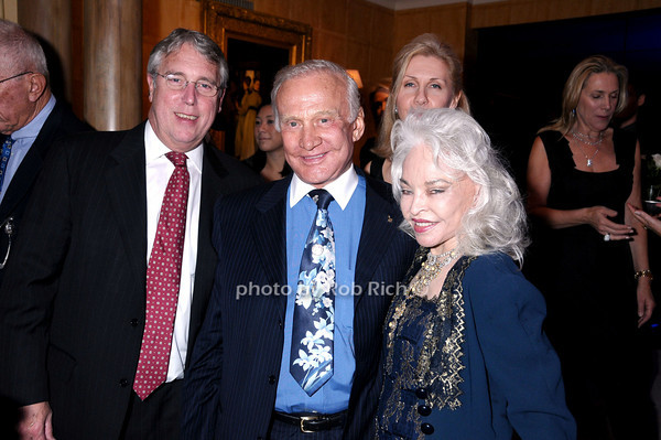 John Chase, Buzz Aldring, Lois Aldrin<br /> photo by Rob Rich © 2009 robwayne1@aol.com 516-676-3939