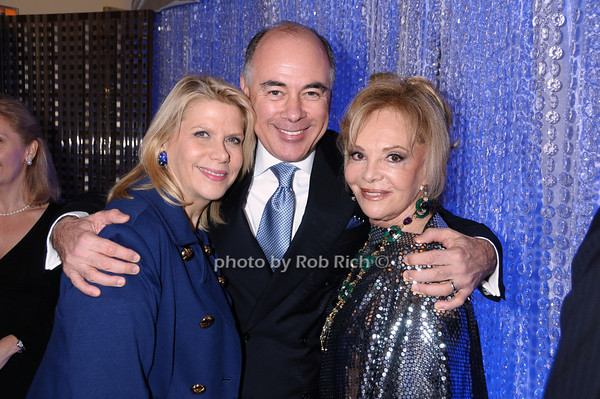 Francine Lefrak, Richard Friedberg, Vivian Serota<br /> photo by Rob Rich © 2009 robwayne1@aol.com 516-676-3939