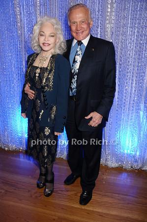 Lois Aldrin, Buzz Aldrin<br /> photo by Rob Rich © 2009 robwayne1@aol.com 516-676-3939