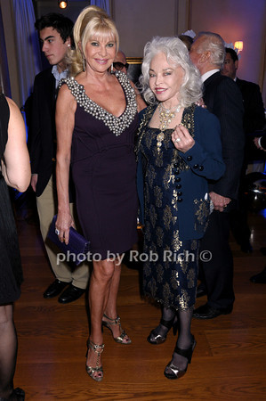 Ivana Trump, Lois Aldrin<br /> photo by Rob Rich © 2009 robwayne1@aol.com 516-676-3939