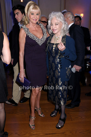 Ivana Trump, Lois Aldrin<br /> photo by Rob Rich © 2009 robwayne1@aol.com 516-676-3939