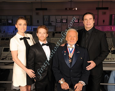Buzz Aldrin's ShareSpace Portraits